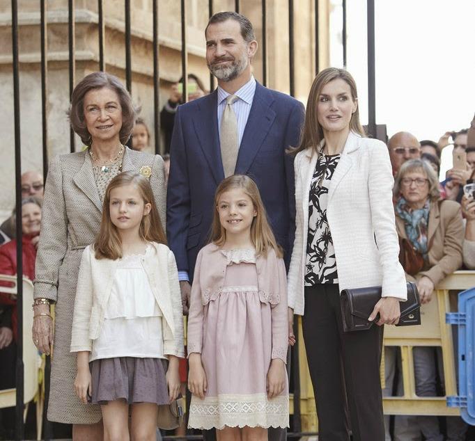 Spanish+Royals+Attend+Easter+Mass+Palma+de+Xx7HOiSv3cTx