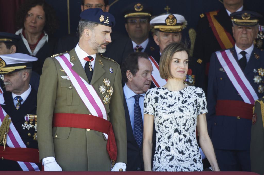 Queen+Letizia+Spain+Spanish+Royals+Attend+hJtpzTcet7Ex