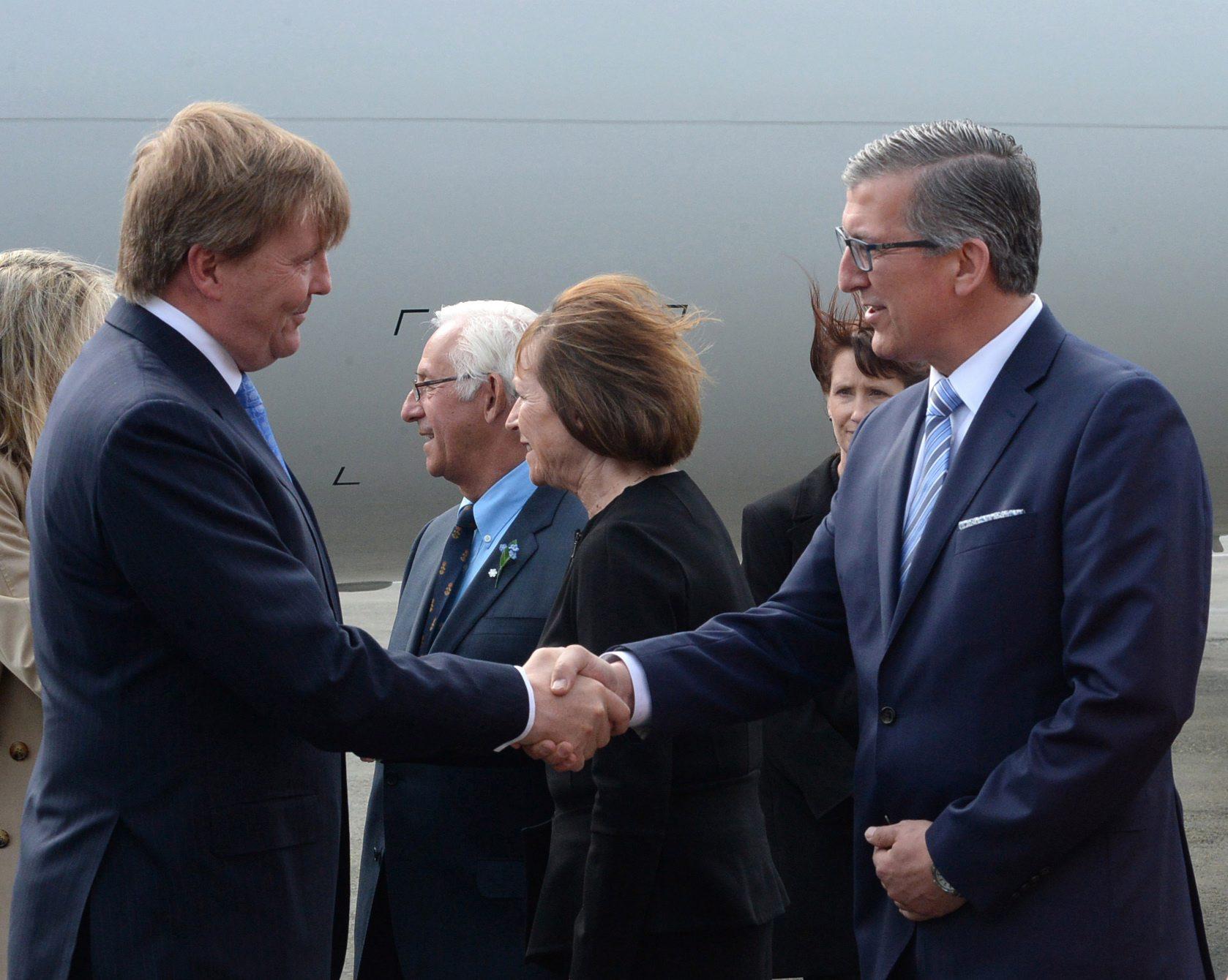King Willem-Alexander, Davis
