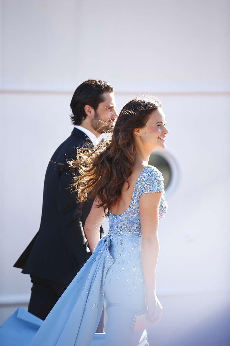 Pre Wedding Dinner Of Prince Carl Philip And Sofia Hellqvist