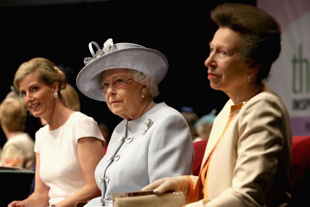 Queen+Elizabeth+II+Attends+Centenary+Annual+8cVgRgYnOPtx