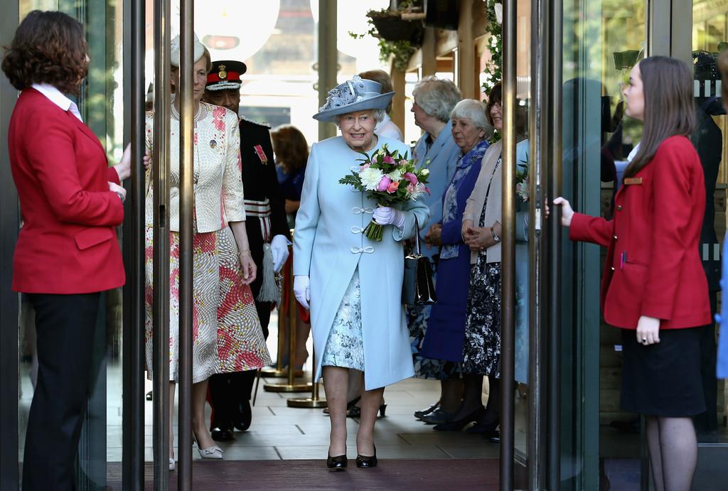 Queen+Elizabeth+II+Attends+Centenary+Annual+eJsWs50excNx