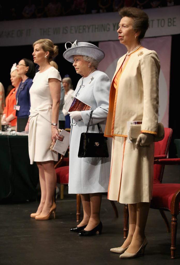 Queen+Elizabeth+II+Attends+Centenary+Annual+rXIw_EW03yYx
