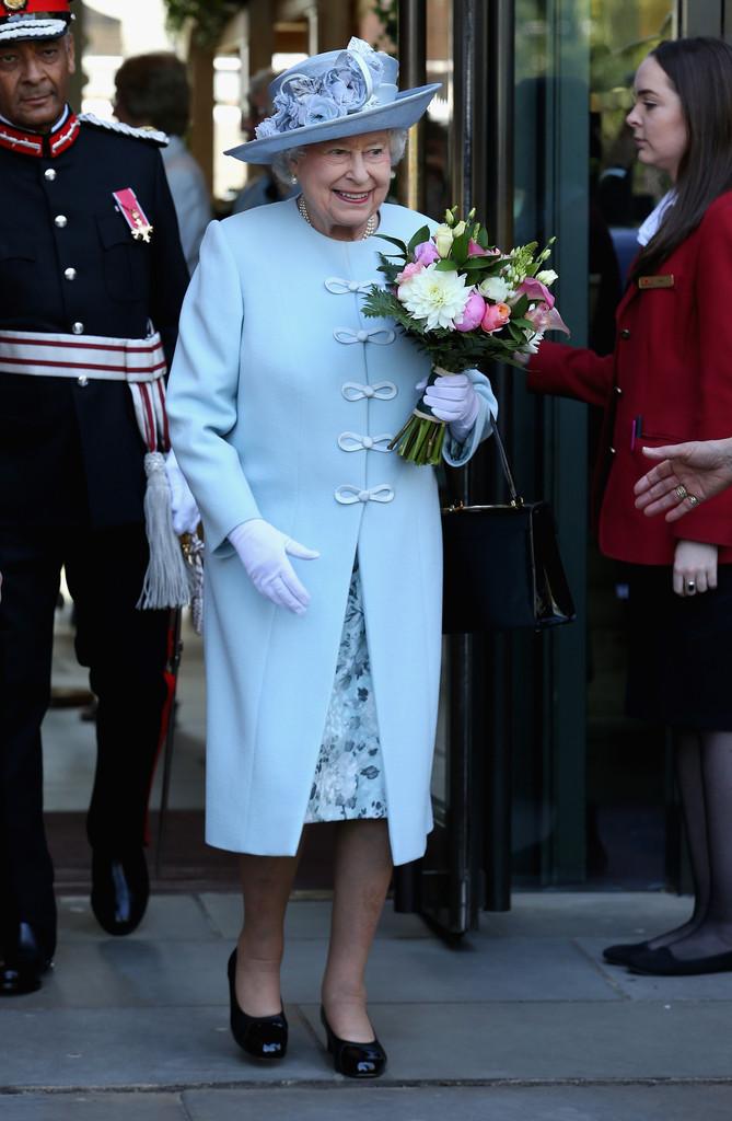 Queen+Elizabeth+II+Attends+Centenary+Annual+zy6F41H5upix