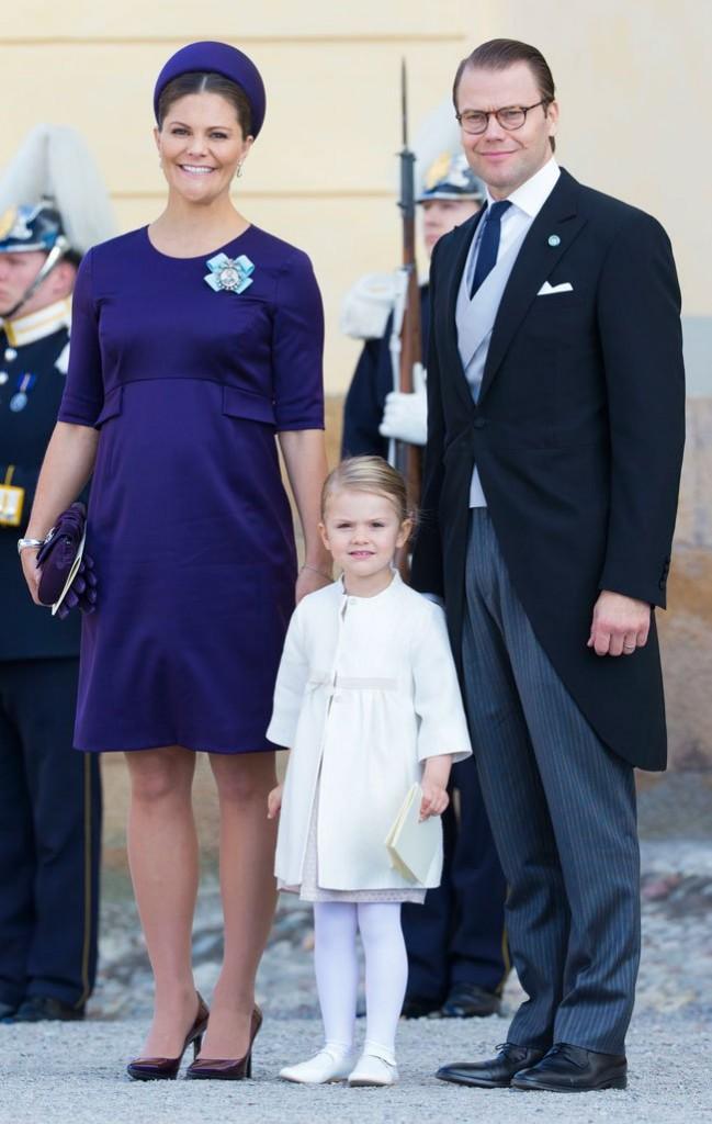 Prince Nicolas Christening