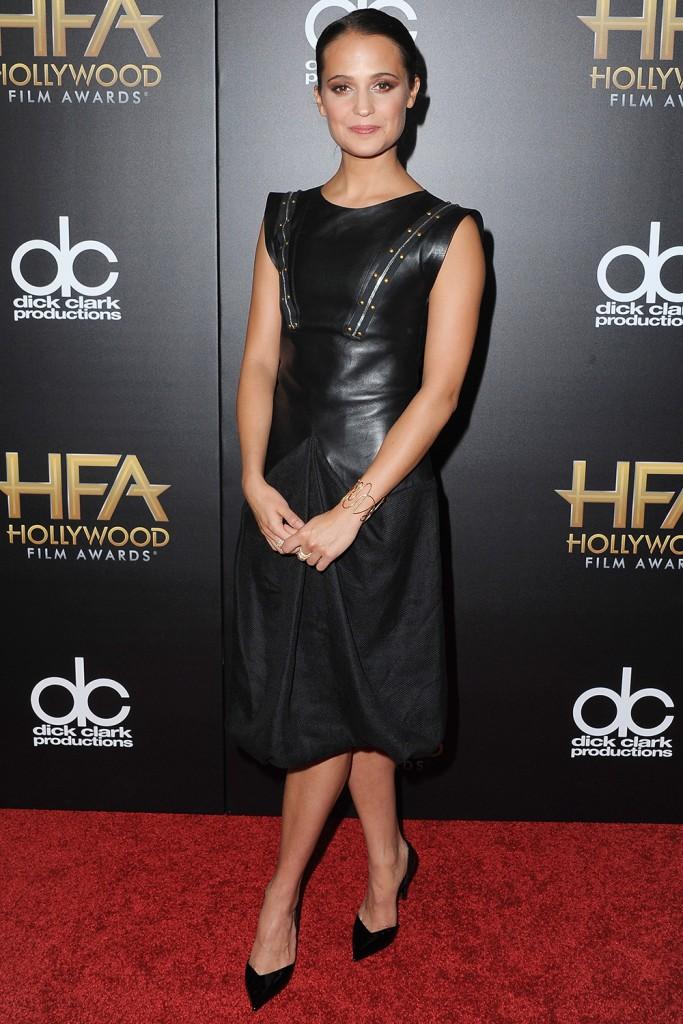 HollywoodAwards_AliciaVikander
