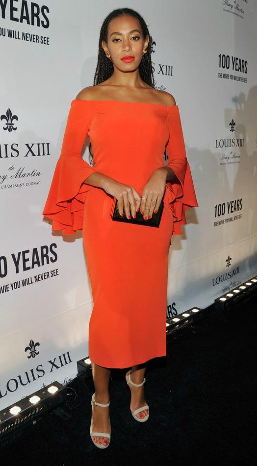 Solange+Knowles+Louis+XIII+Celebrates+100+32OhkyEvxIyx