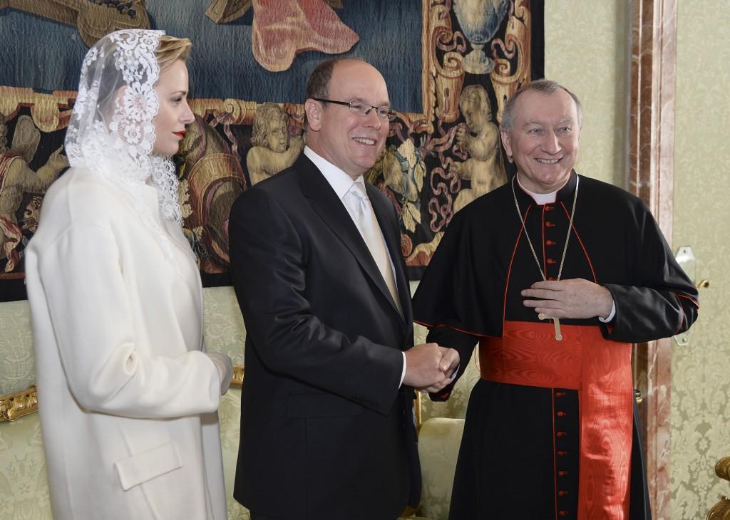 Vatican Pope Monaco