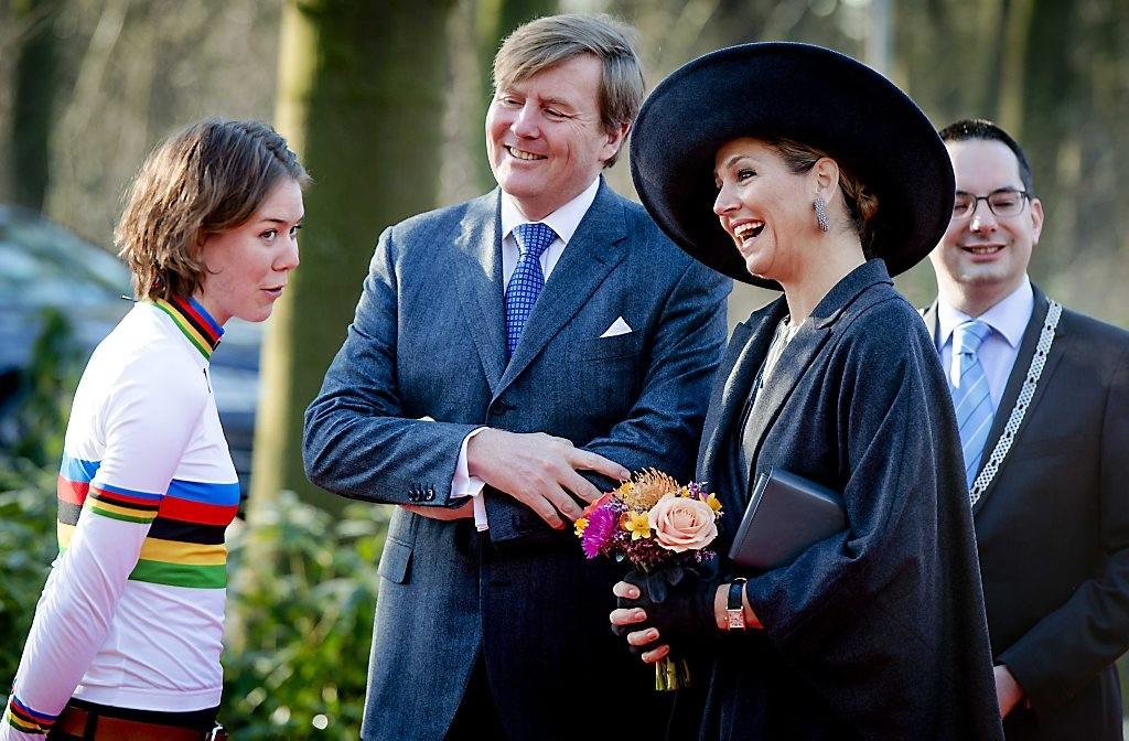 Koningspaar op streekbezoek aan West-Brabant