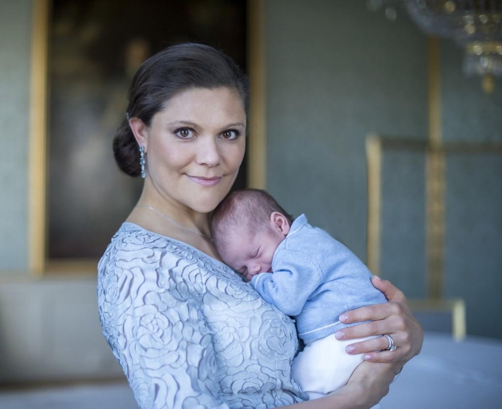 Kronprinsessan+Victoria+Prins+Oscar.+Copyright+TheRoyalCourt+Sweden+Foto+Kate+Gabor+Kungahuset.se