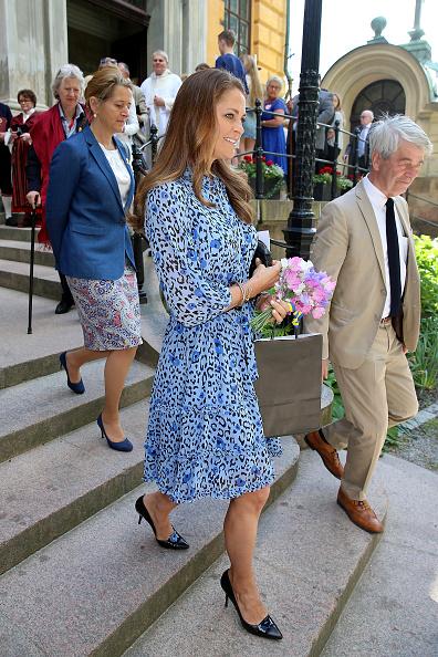 Princess Madeleine of Sweden Attends Jarvsomassan