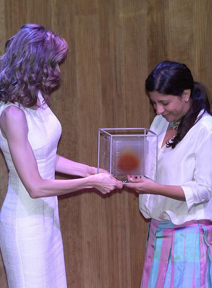 Queen Letizia Attends Consejo Espana-India Foundation Award