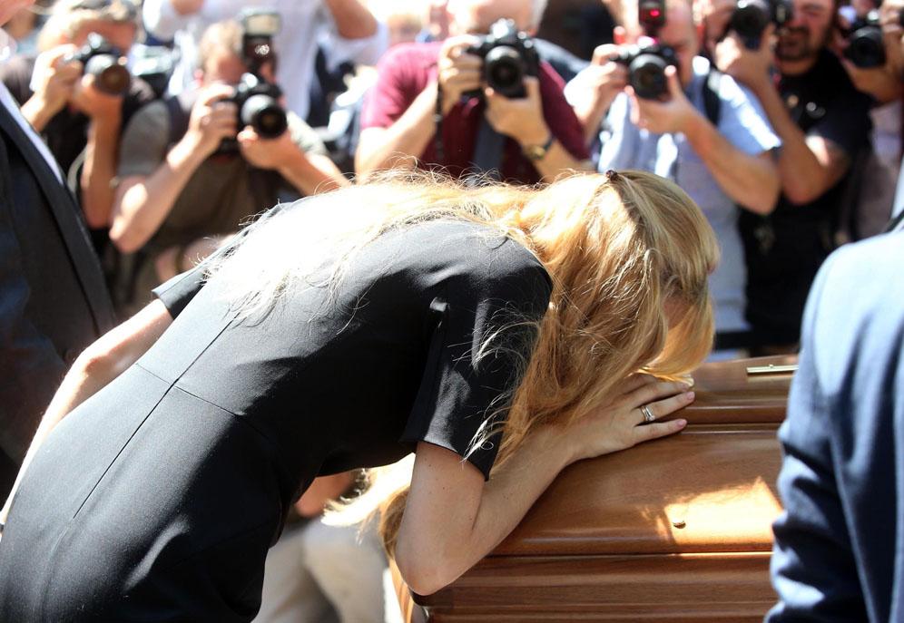 Marta Marzotto: Milano d‡ ultimo saluto a regina dei salotti