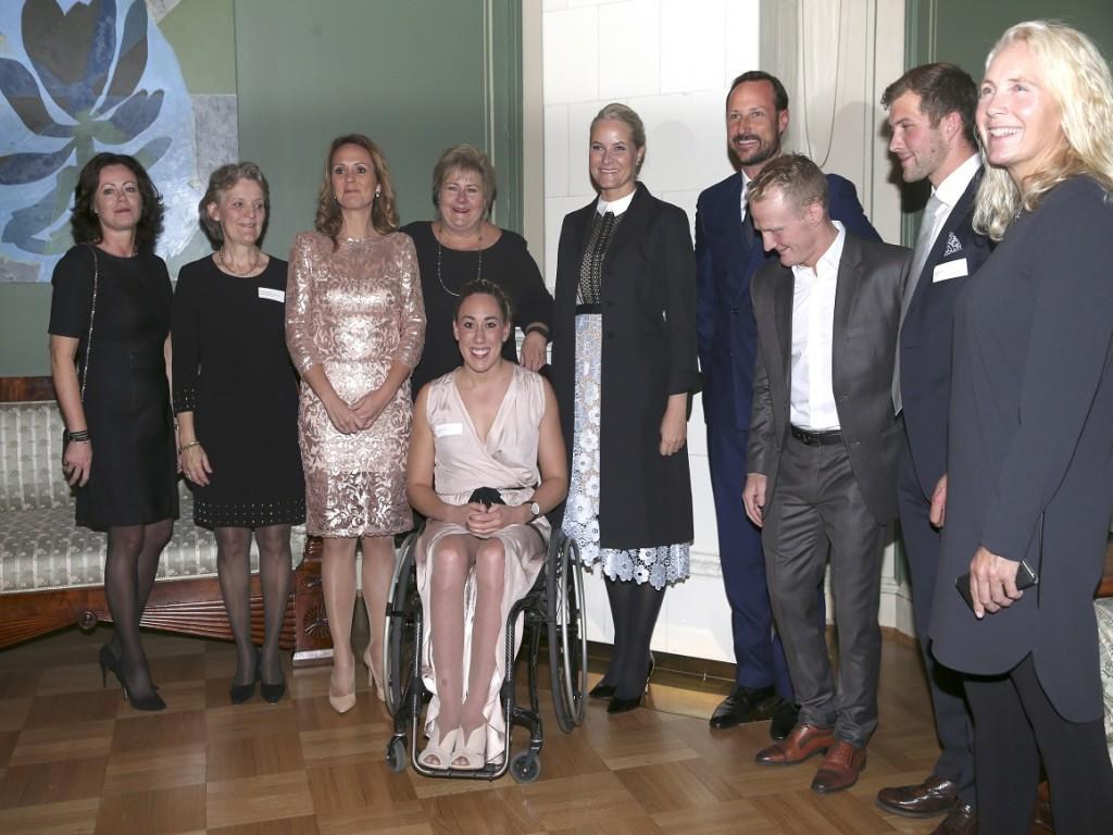 Regjeringen markerer den norske innsatsen i de olympiske og paralympiske leker i Rio de Janeiro.