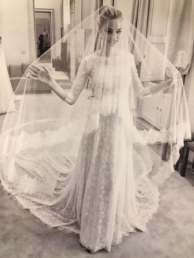 Borromeo wedding beatrice Marry Me,
