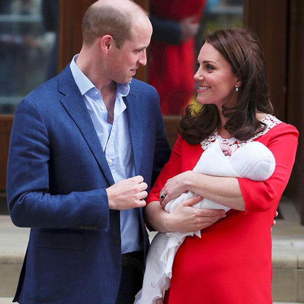 BRITAIN-ROYALS/BABY