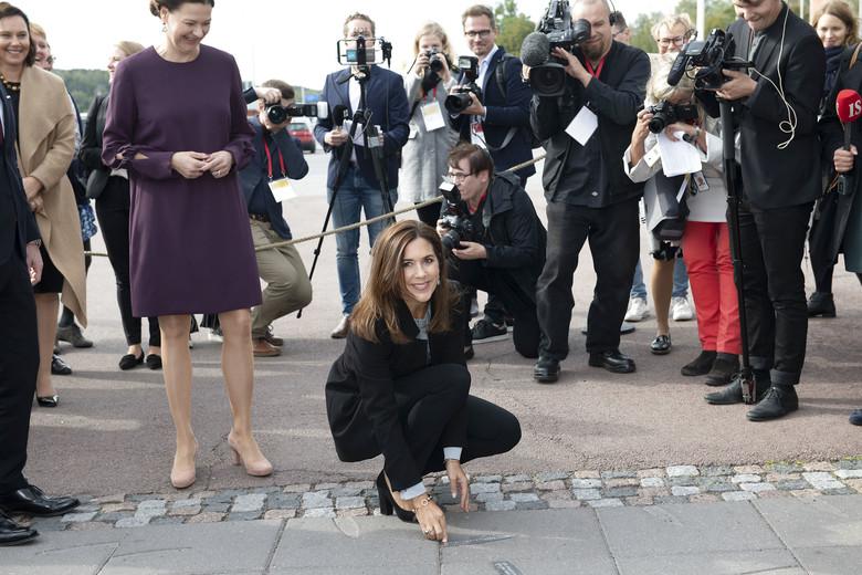 H.K.H. Kronprinsesse MARY deltager i erhvervsbesøg i Finland den 13.-14. september, Kronprins Frederik, Kronprinsesse Mary