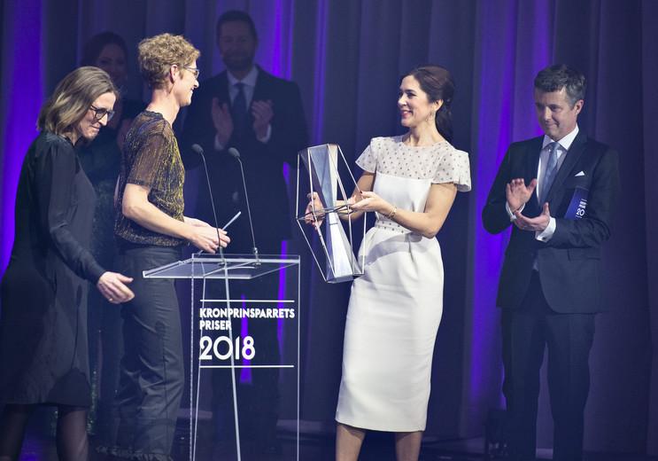 Kronprinsparrets Priser 2018, Kronprinsparret