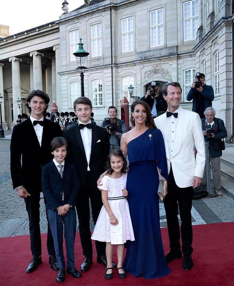 Prince Joachim's 50th Birthday Celebrations